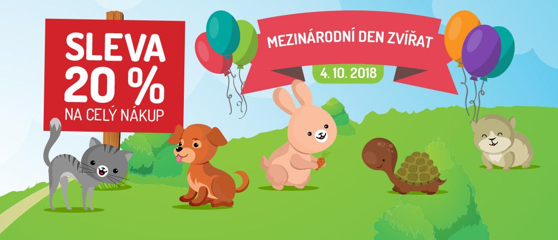 Mezinárodní den zvířat
