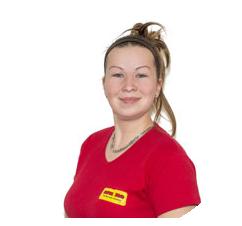 Lucie Holéczyová - vedoucí pobočky SUPER ZOO Ostrava Futurum