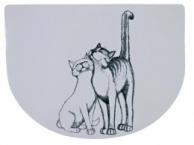 Podložky pod misky pro kočky