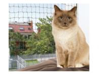 Ochranné sítě pro kočky