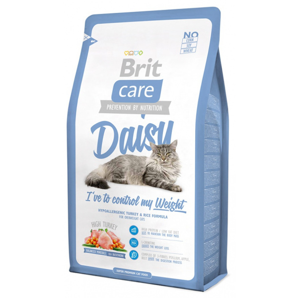 Brit care cat daisy ive to control my weight 400g