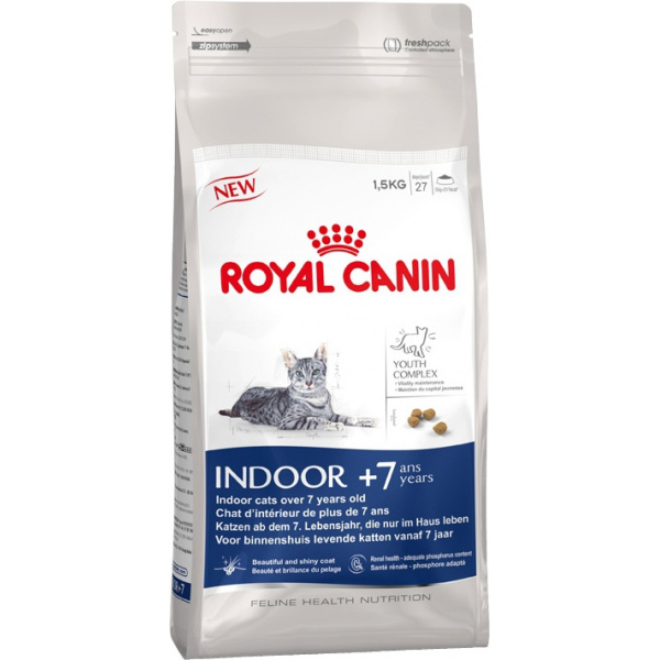 Royal canin indoor 7 years 1.5kg