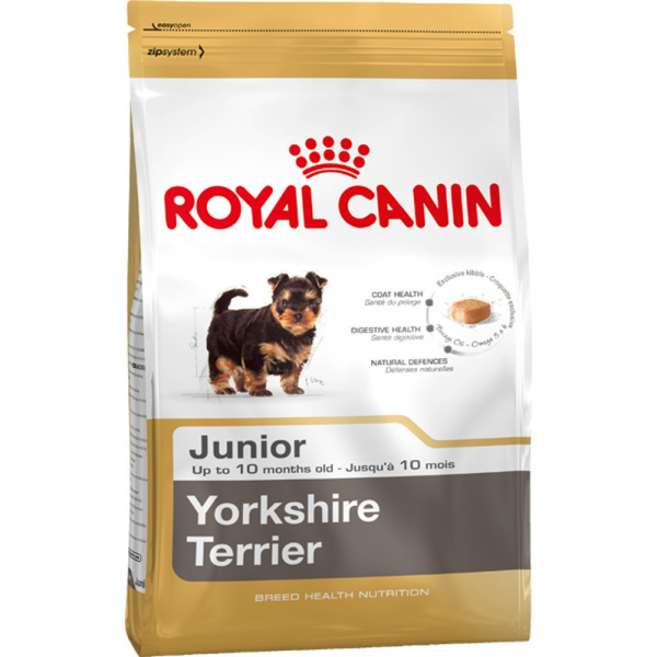Royal canin yorkshire terrier junior 7.5kg