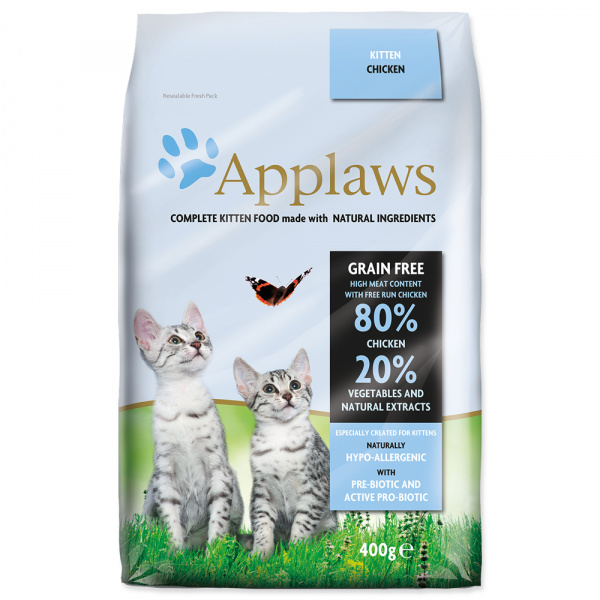 Krmivo applaws cat kitten 400g