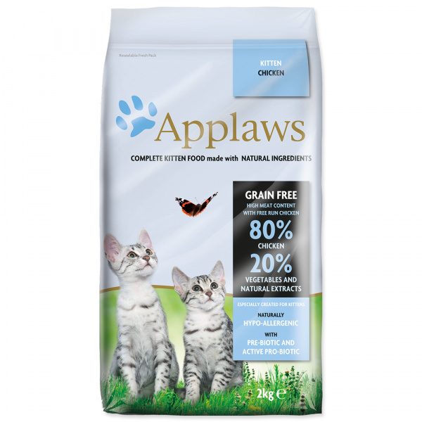 Krmivo applaws cat kitten 2kg