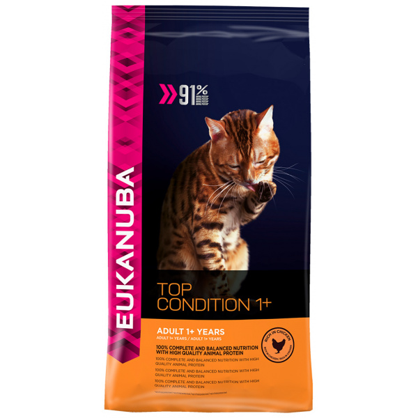 Eukanuba Cat Adult Chicken 400g