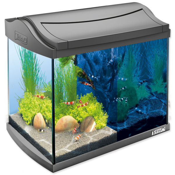 Akvárium Tetra AquaArt LED antracit 20l