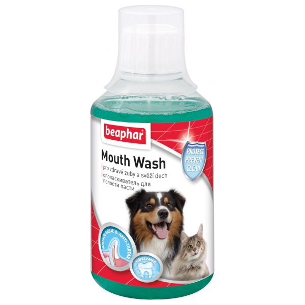 Ústní voda Beaphar Mouth Wash 250 ml