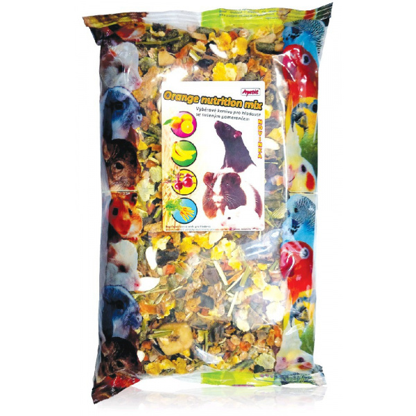 Apetit orange nutrition mix 800g