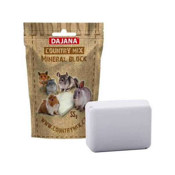 Dajana country mix mineral block