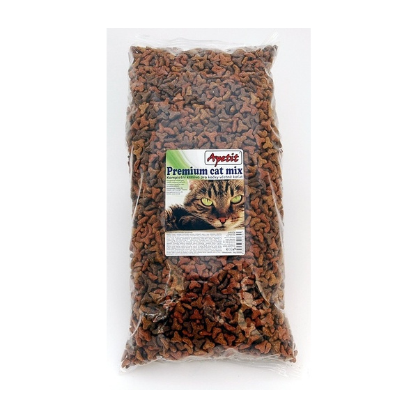 Apetit premium cat mix 1kg