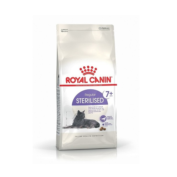 Royal canin sterilised 7 400g