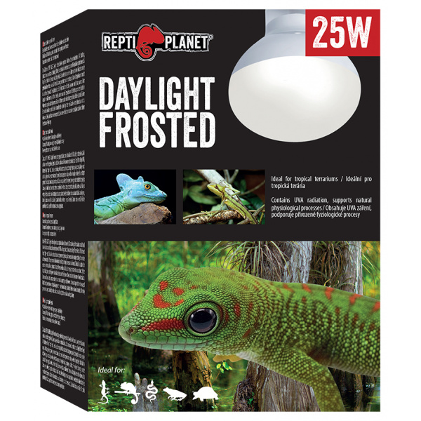 Repti Planet žárovka Daylight Frosted 25W