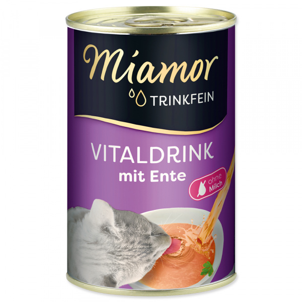 Vital drink Miamor kachna 135ml