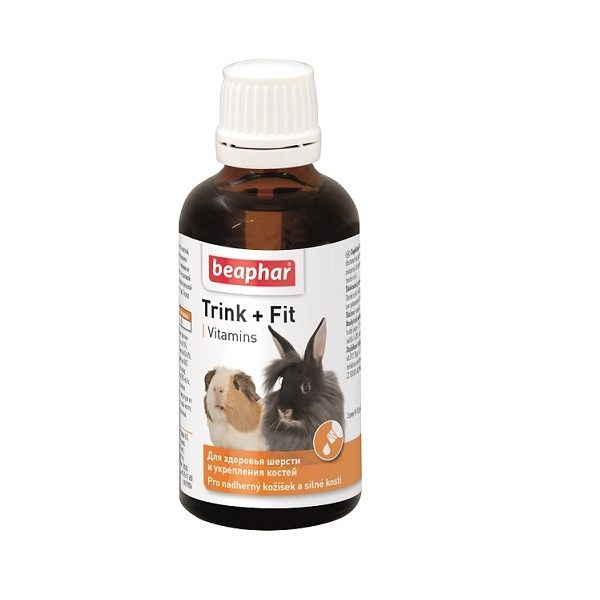 Vitaminové kapky Trink Fit 50 ml