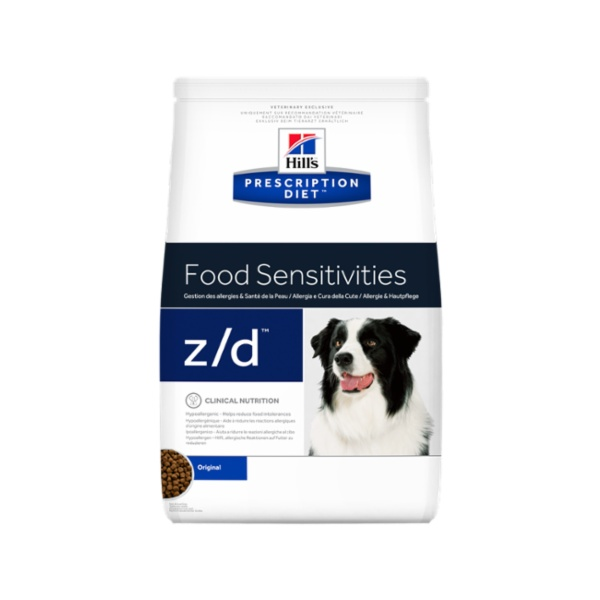 Hill´s prescription diet canine zd ultra allergen free 10kg