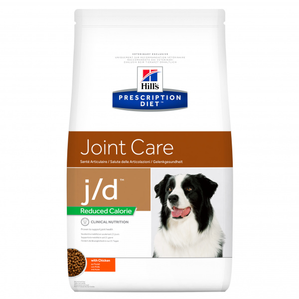 Hill´s Prescription Diet Canine jd Reduced Calorie 12kg