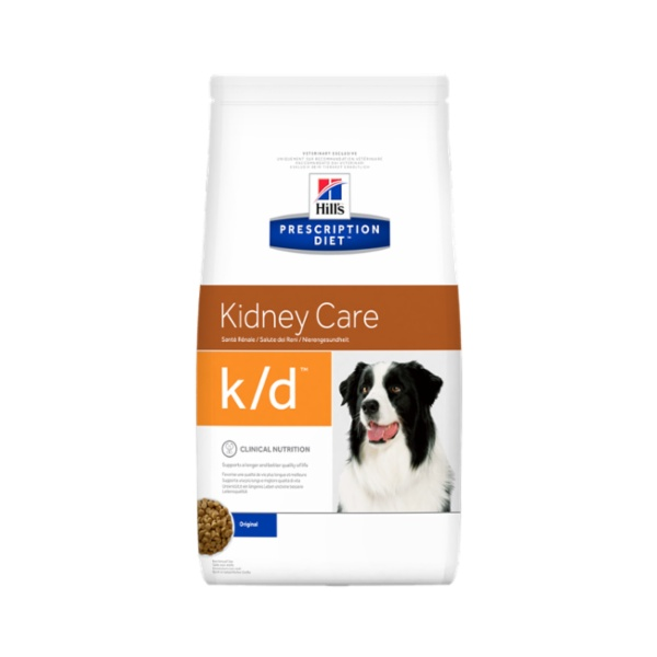 Hill´s prescription diet kd canine original 12kg