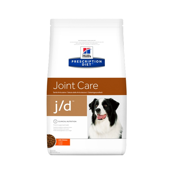 Hill`s prescription diet jd canine original 12kg