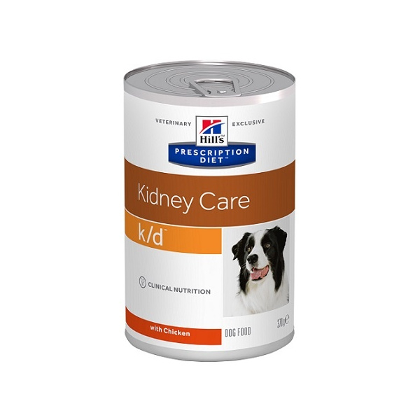 Konzerva Hill´s Prescription Diet Canine kd 370g
