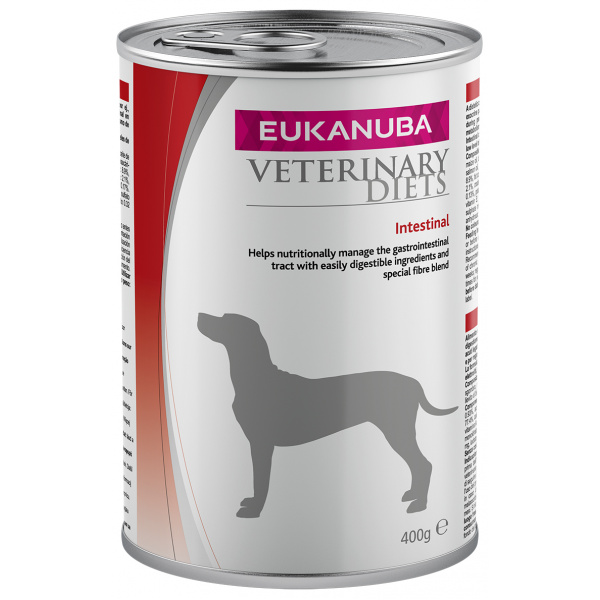 Eukanuba vd intestinal formula dog 400g