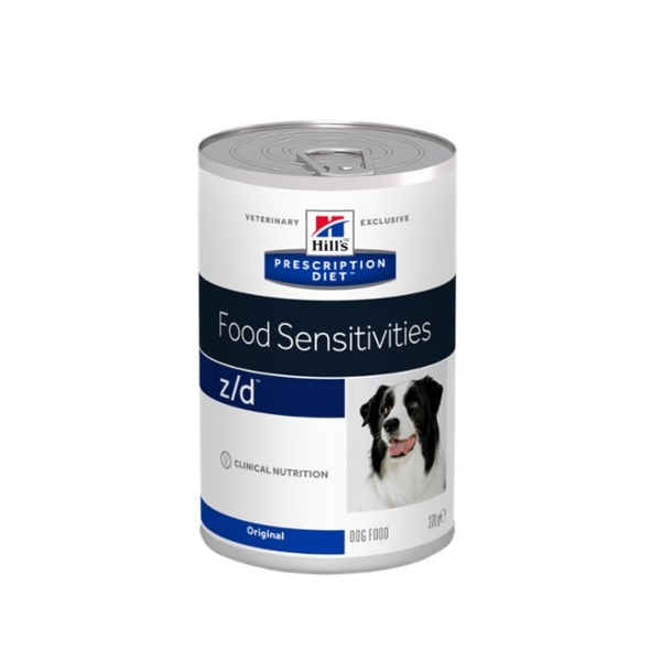 Konzerva HILL`S Prescription Diet Canine zd 370g