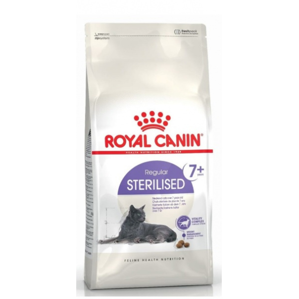 Royal canin sterilised 7 1.5kg