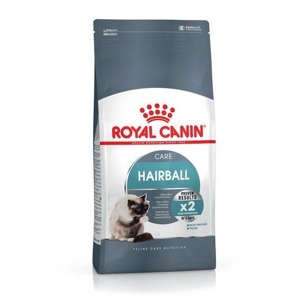 Royal canin intense hairball care 400g
