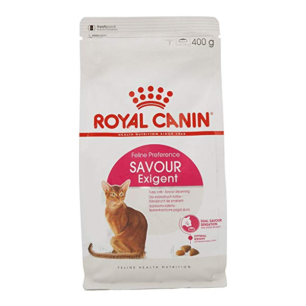 Royal canin exigent savour sensation 400g