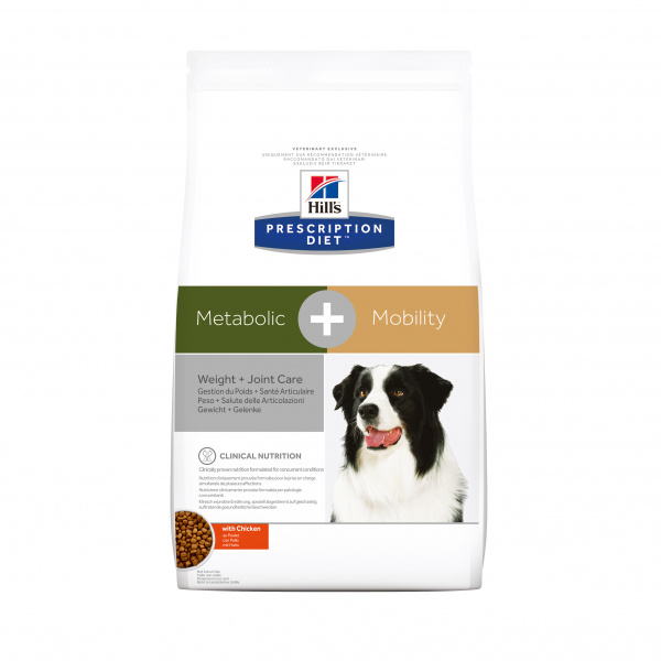 Hill´s Prescription Diet Canine MetabolicMobility 12kg