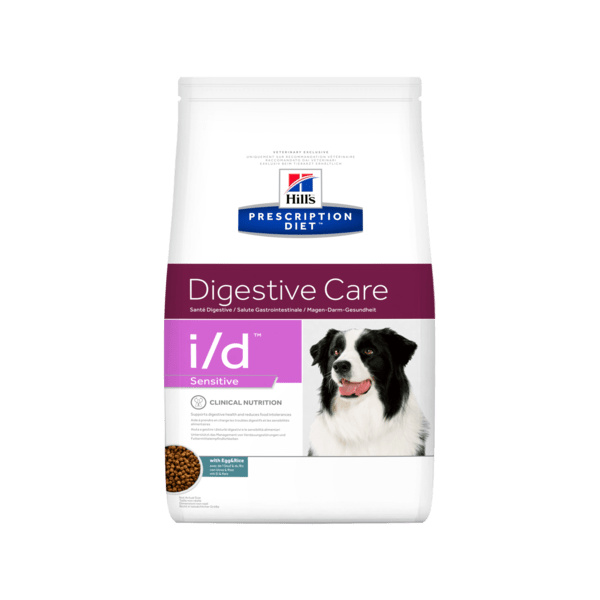 Hill´s Prescription Diet Canine id Senstitive 12kg