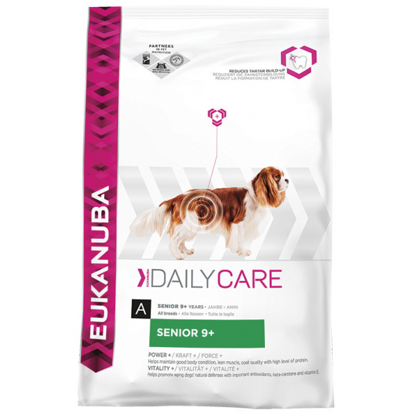 Eukanuba daily care senior plus 2x12kg