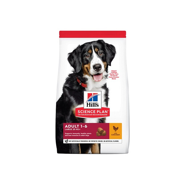 Hill´s Science Plan Canine Adult Large Breed Chicken 18kg