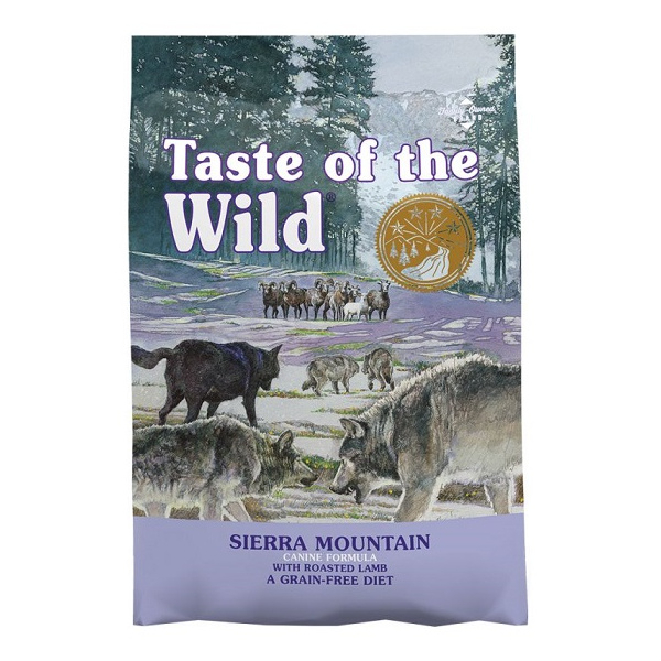 Taste of the Wild Sierra Mountain Canine 12,2kg