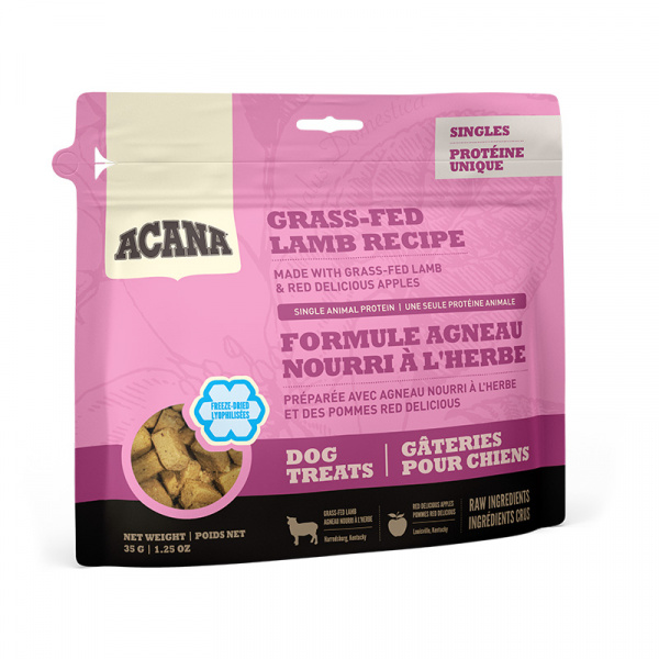 Acana Treats Grass-Fed Lamb 35g