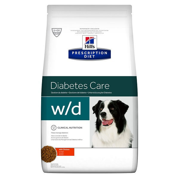 HILL`S Prescription Diet Canine wd 12kg