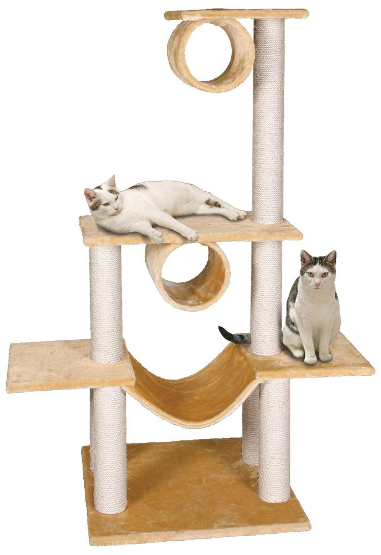 Odpočívadlo MAGIC CAT Iveta béžové 141 cm
