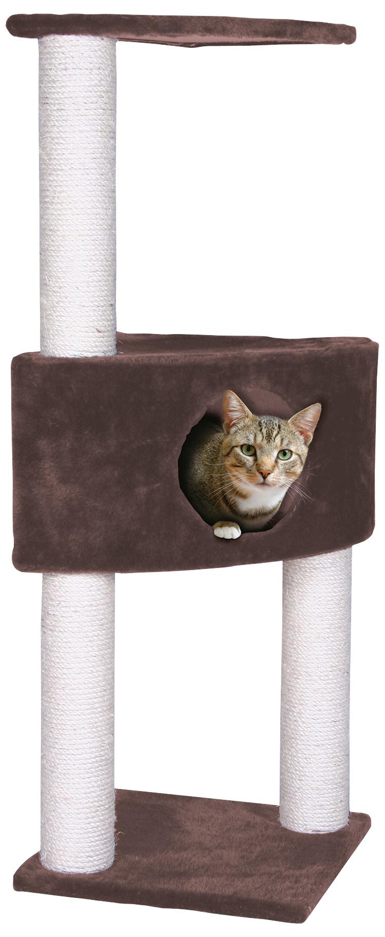 Odpočívadlo MAGIC CAT Irena hnědé 103 cm