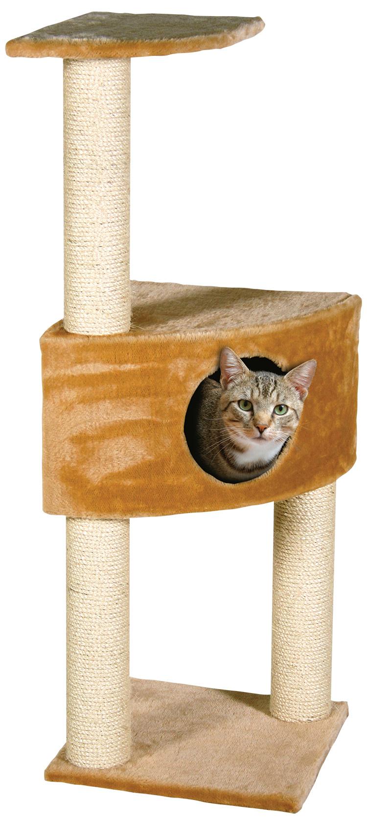 Odpočívadlo MAGIC CAT Irena béžové 103 cm