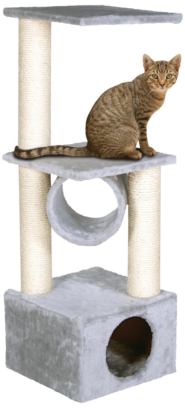 Odpočívadlo MAGIC CAT Tamara šedé 103 cm