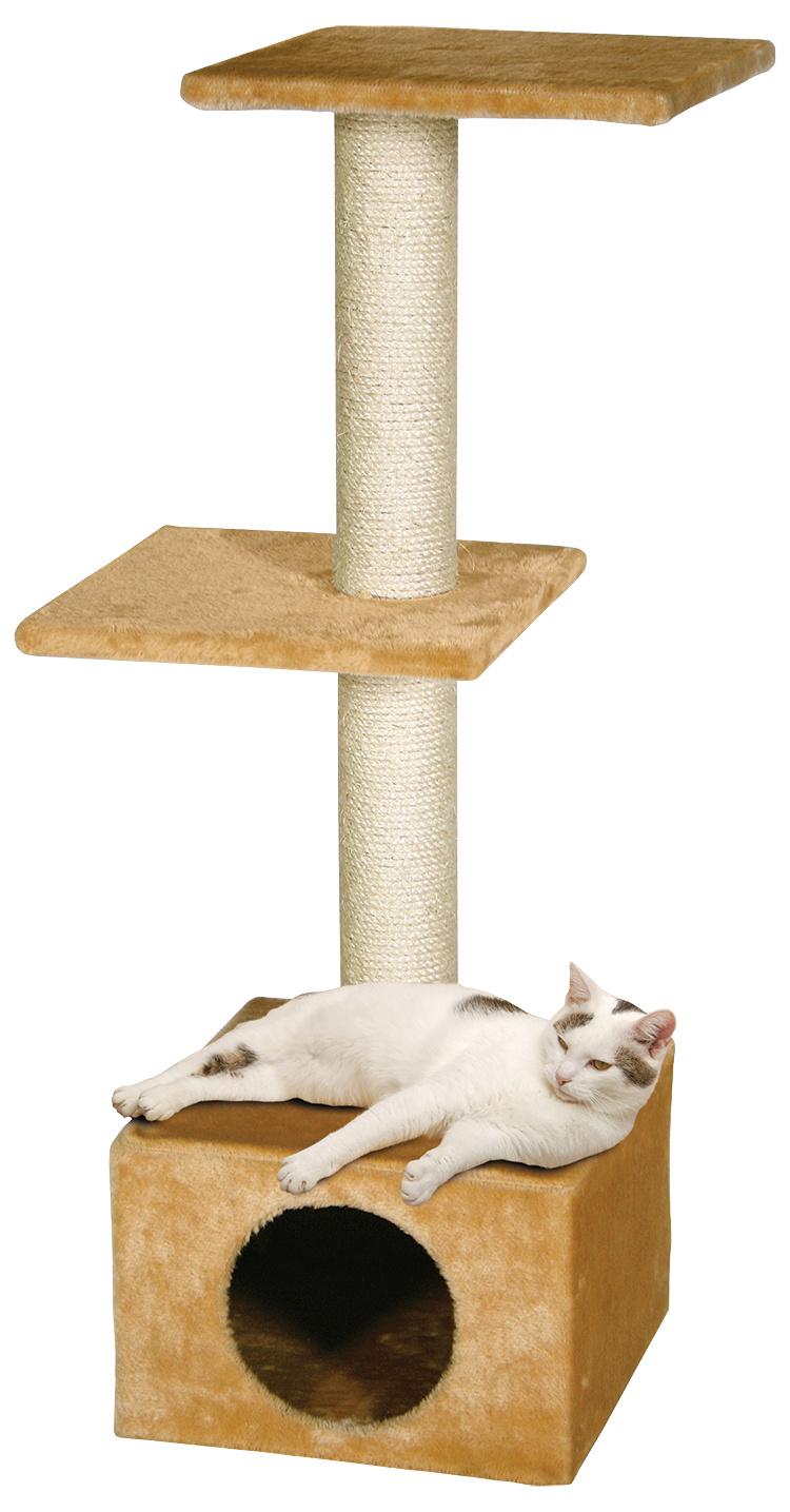 Odpočívadlo MAGIC CAT Alexia béžové 104 cm