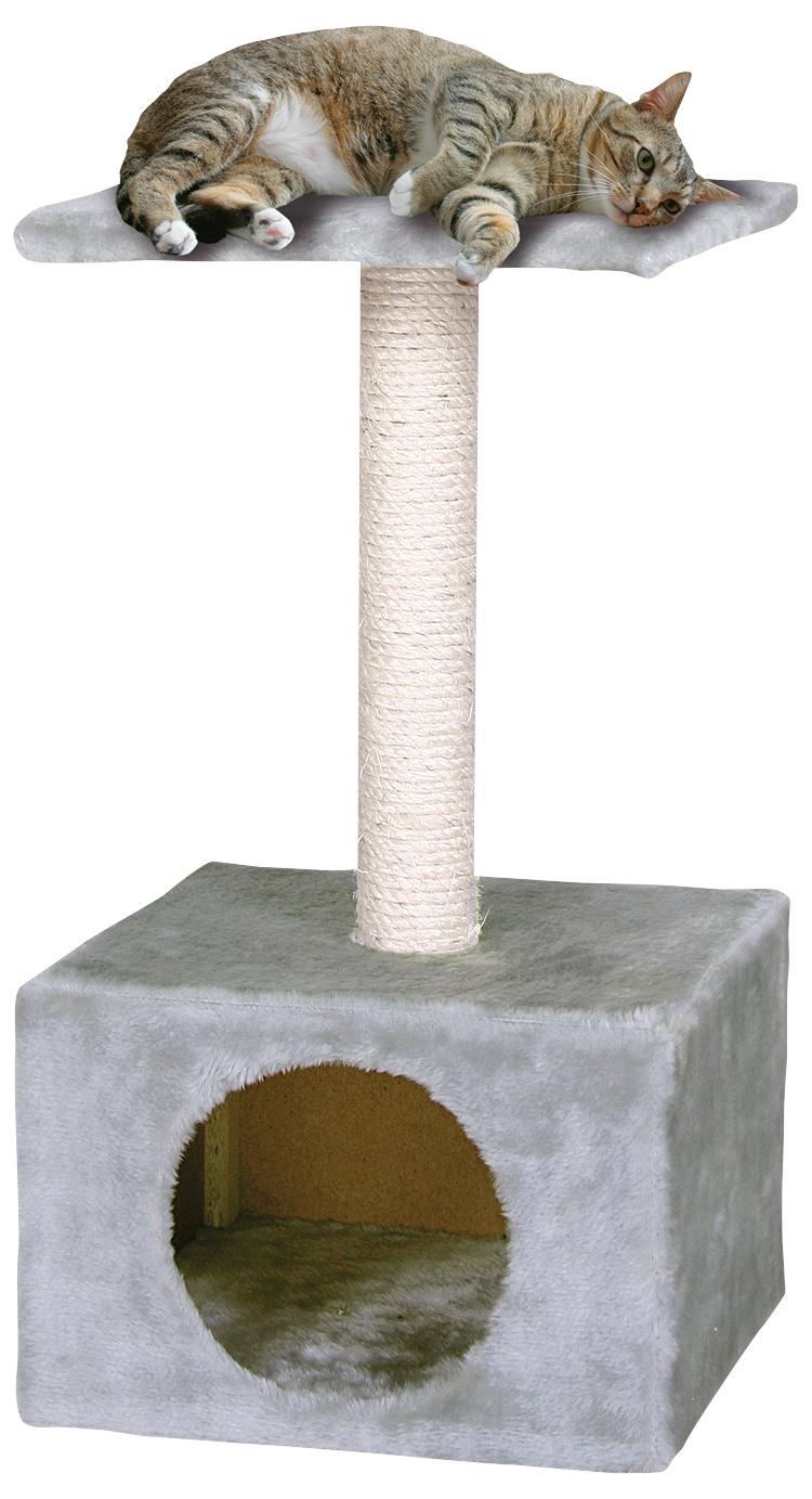 Odpočívadlo MAGIC CAT Hedvika šedé 56 cm