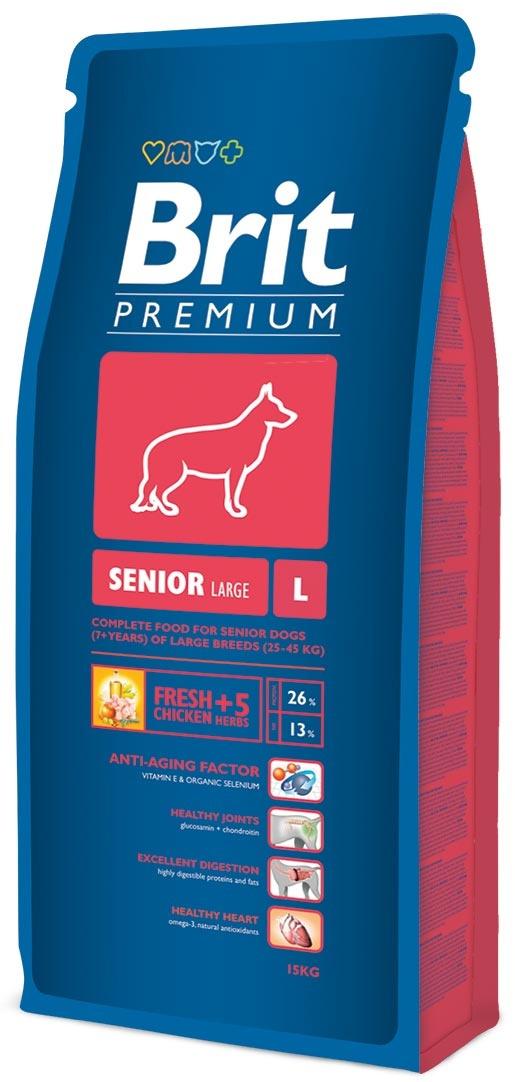 BRIT Premium Senior L 15kg