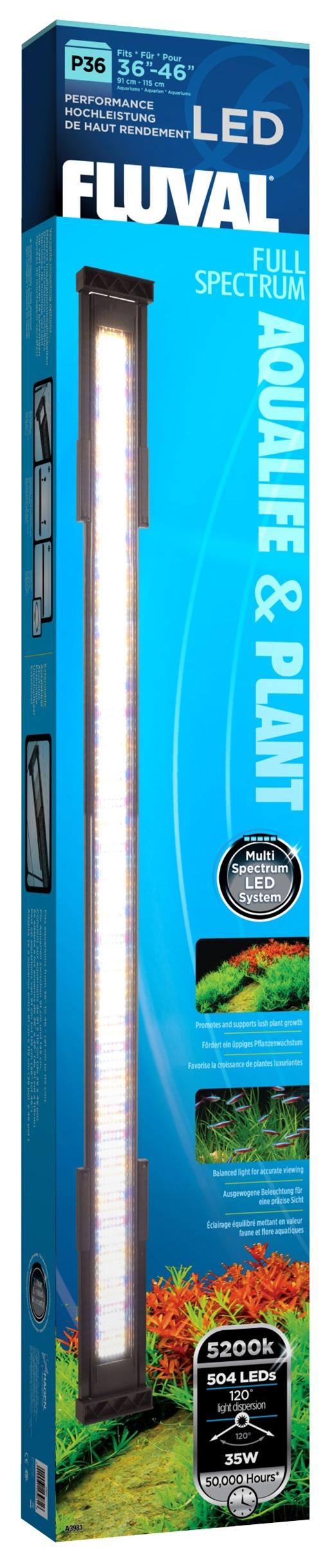 Osvětlení FLUVAL AQUALIFE & PLANT LED 91 - 115 cm 36W