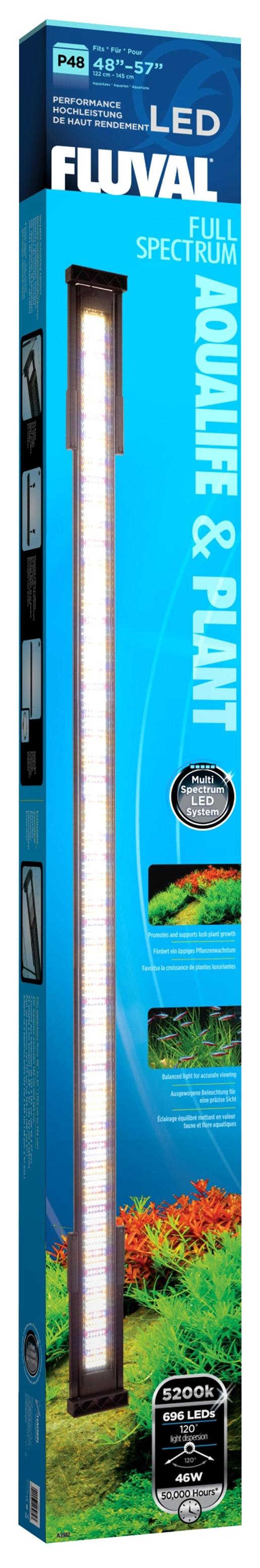 Osvětlení FLUVAL AQUALIFE & PLANT LED 122 - 145 cm 46W