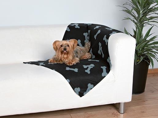 Deka pro psy Trixie Beany 100*70cm černá