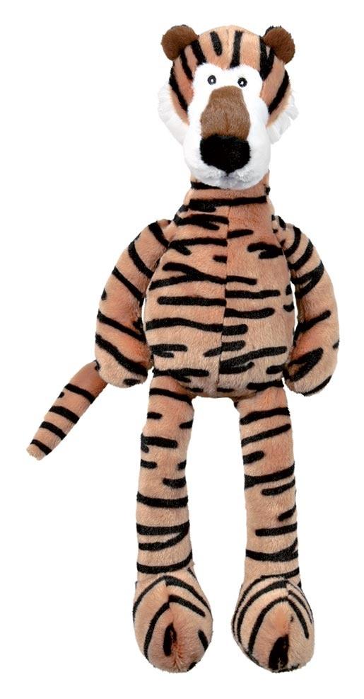 Hračka pro psy Trixie plyšový tygr se zvukem 48cm