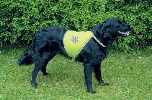 Vesta bezpečnostní pro psy Trixie S