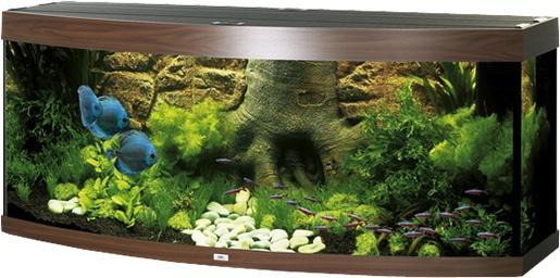 Akvárium set JUWEL Vision 450 tmavě hnědé 450l