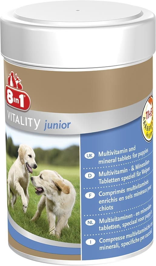 Multi Vitamin 8in1 Tablets Puppy 100tablet
